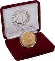 2003 - Gold £5 Proof Crown, Coronation Jubilee Boxed