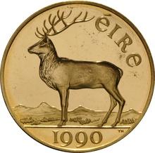 Ireland 1990 50 ECU coin Gold Coin