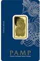 PAMP 20 Gram Gold Bar Minted