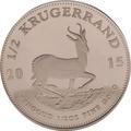 2015 Proof Half Ounce Krugerrand Gold Coin