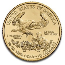 2013 Quarter Ounce Gold Eagle