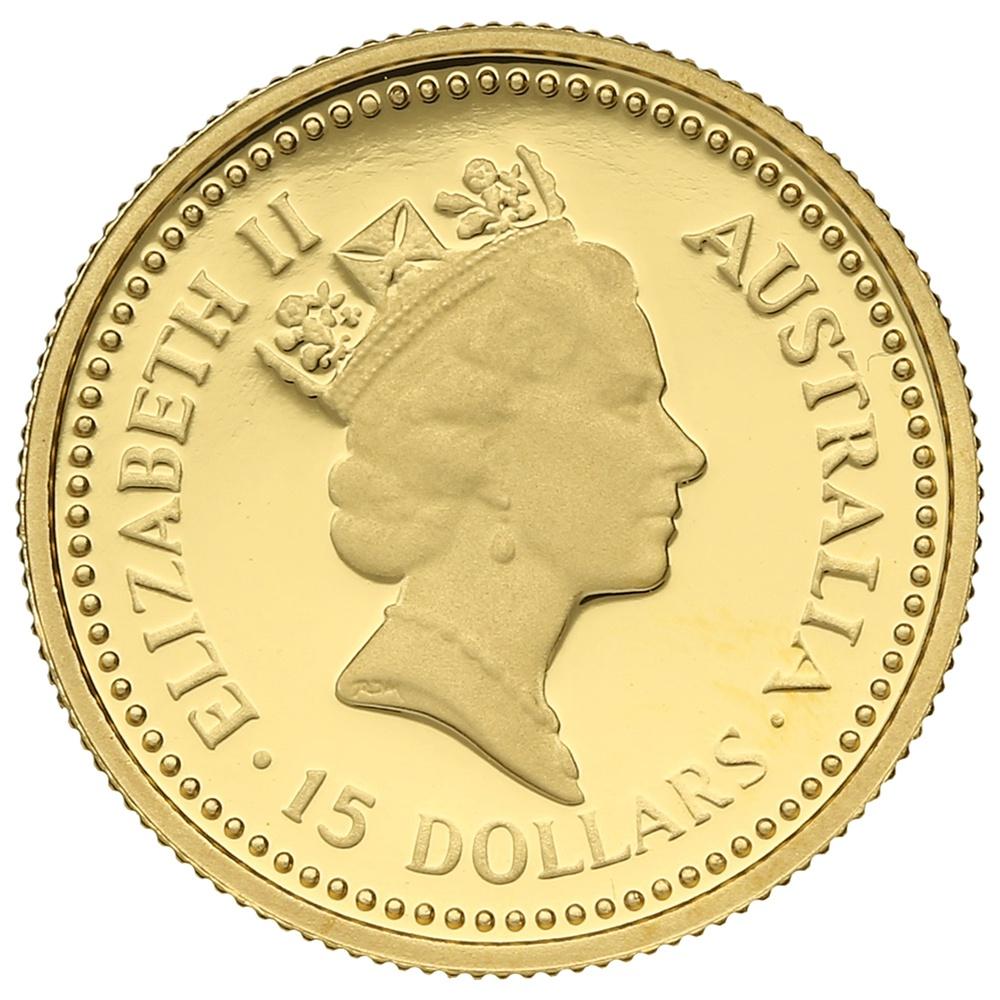 1988 mint set australian coins value