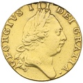 1788 George III Milled Gold Guinea