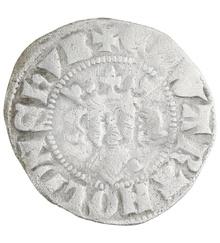 Edward I Silver Penny - Fine