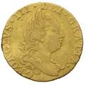 1785 George III Half Guinea Gold Coin