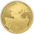 2015 Half Ounce Proof Britannia Gold Coin