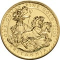 2009 Gold Britannia One Ounce Coin