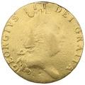 1789 George III Gold Half Guinea