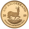 2009 Proof Tenth Ounce Krugerrand