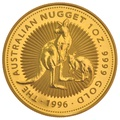 1996 1oz Gold Australian Nugget
