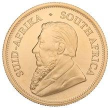 2020 Half Ounce Krugerrand Gold Coin