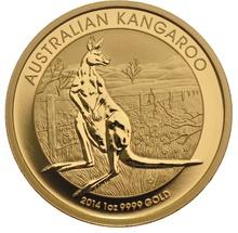 2014 1oz Gold Australian Nugget