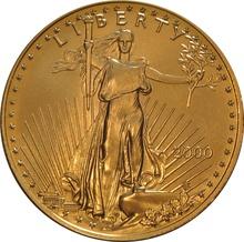 2000 1oz American Eagle Gold Coin
