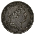 1816 George III Silver Eighteenpence Bank Token
