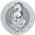 10oz Silver Coin, The Unicorn - Queen's Beast 2019