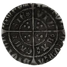 1430-1 Henry VI Silver Halfgroat Rossette-Mascle issue. Calais Mint
