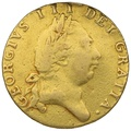 1788 George III Gold Half Guinea