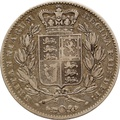 1847 Victoria Young Head Crown - Fine