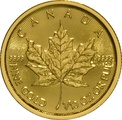 2018 Tenth Ounce Gold Maple
