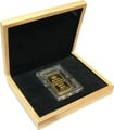 Large Oak Gift Box - 5oz, 250g, 10oz PAMP Silver Gold