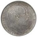 1902 Edward VII Silver Florin