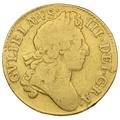 1698 William III Gold Guinea