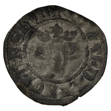 1279-1307 Edward the First Silver Penny Class 10ab - About Fine