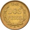 Mexican Dos 2 Pesos