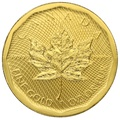 2009 1oz Canadian Maple Gold Coin 99999