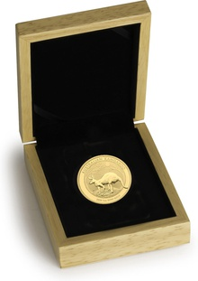 2019 1oz Gold Australian Nugget Gift Boxed
