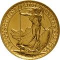 1989 Quarter Ounce Britannia Gold Coins