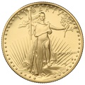 1987 Proof Half Ounce Eagle Gold Coin MCMLXXXVII