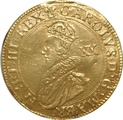 Charles I Unite Gold Coin - Near Very Fine