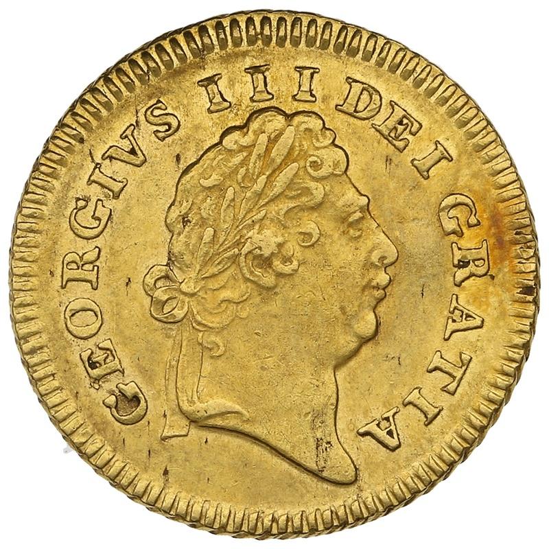 1801 George III Third Guinea