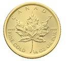 2019 Quarter Ounce Gold Maple