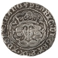 Henry VI Fourpence - Very Fine {16B}