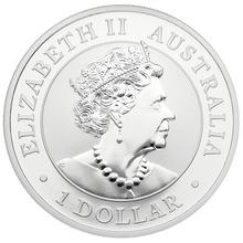2020 1oz Silver Australian Koala