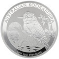 2019 10oz Silver Kookaburra