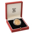 1998 Pitcairn Islands $250 150th Anniversary of the Constitution Gold Proof Coin Boxed