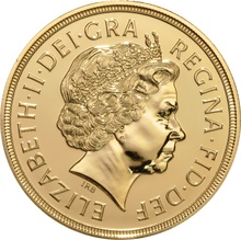 2009 - Gold £5 Brilliant Uncirculated Coin Boxed