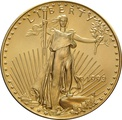 1993 1oz American Eagle Gold Coin