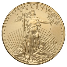 2019 1oz American Eagle Gold Coin