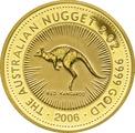2oz Gold Australian Nugget Best Value