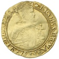 1615-16 James I Gold Unite mm Tun