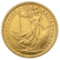 1989 Tenth Ounce Gold Britannia