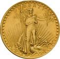 1914 $20 Double Eagle St Gaudens Head Gold Coin San-Francisco