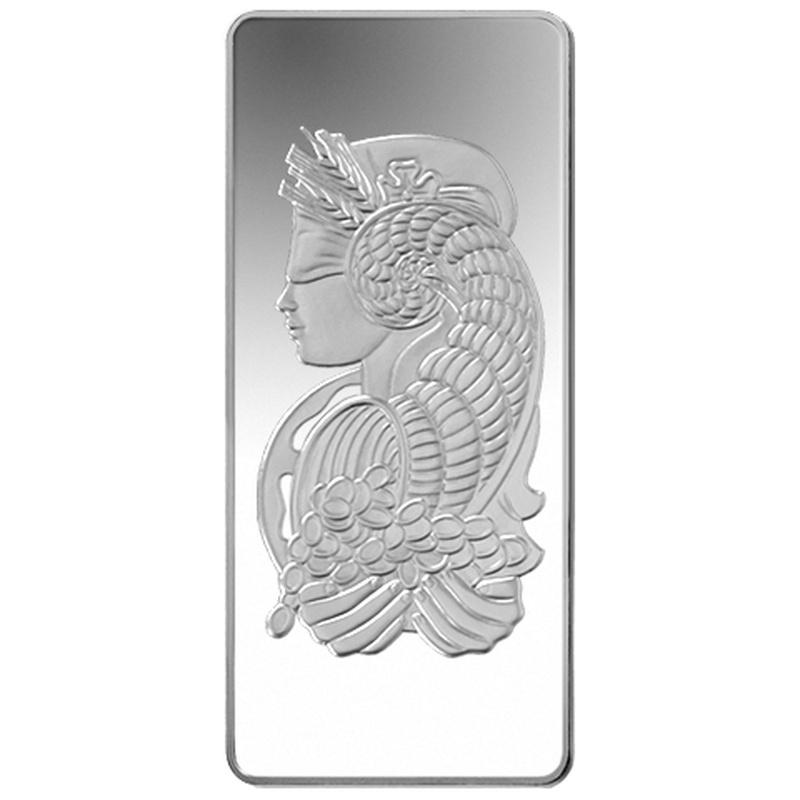 PAMP 500 Gram Silver Bar minted