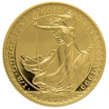 1999 Half Ounce Proof Britannia Gold Coin