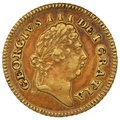 1802 George III Third Guinea Gold Coin