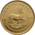 Half Ounce Krugerrand Best Value